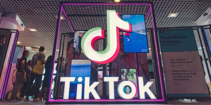 TikTok event
